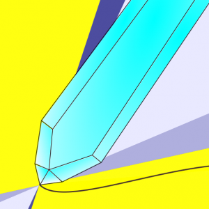 crystal note